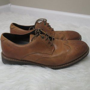 Rockport Classic Break Wing Tip Shoes 6.5